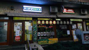 Tippmix-lottozo ledfal