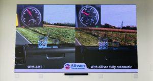Videófal Allison Transmission - Full HD beltéri P2.5 (1)