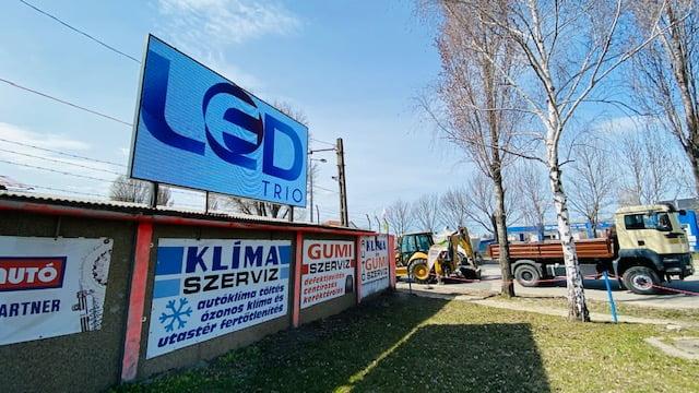 P8 lefal árak Ledtrio kft